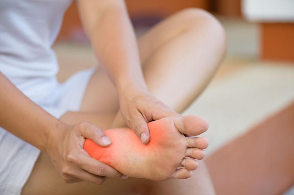 Heal your Heel Pain with Ayurveda!