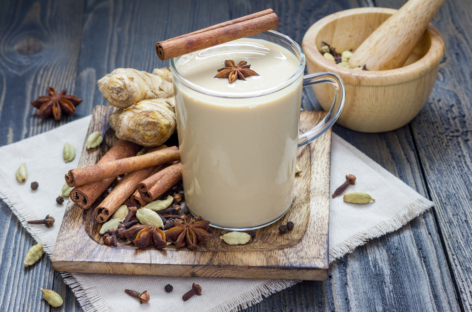 4 Medicated Milk Recipes for Relief from Kapha Disorders