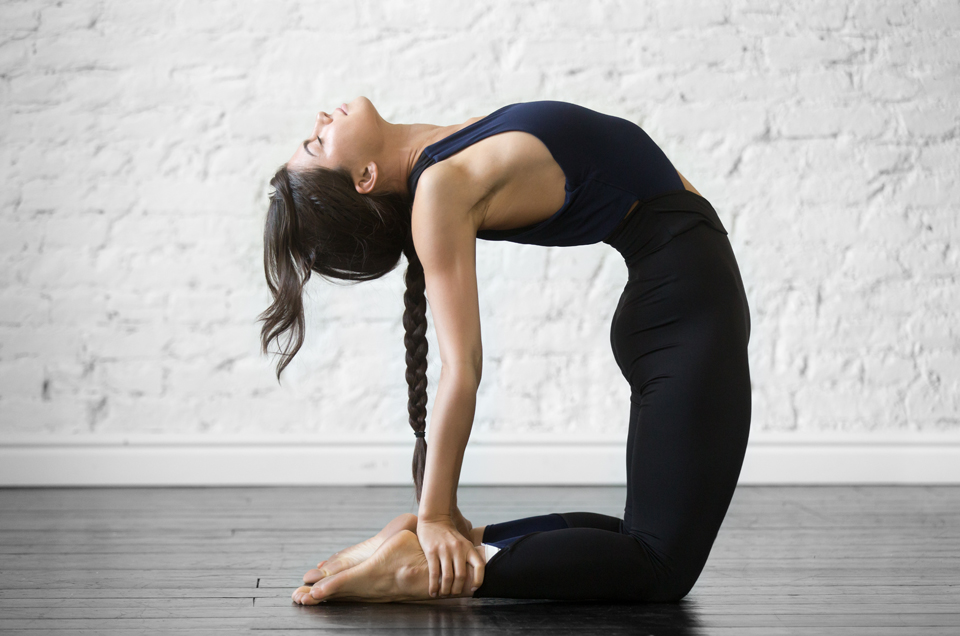 2 Yoga Asanas for Healthy Womanhood