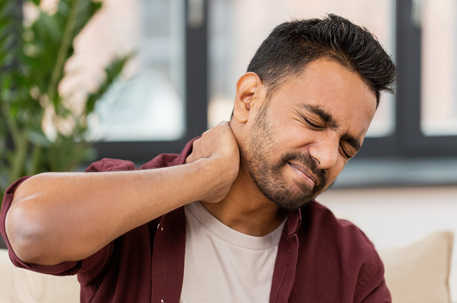 5 Tips for Neck Pain Relief at Home