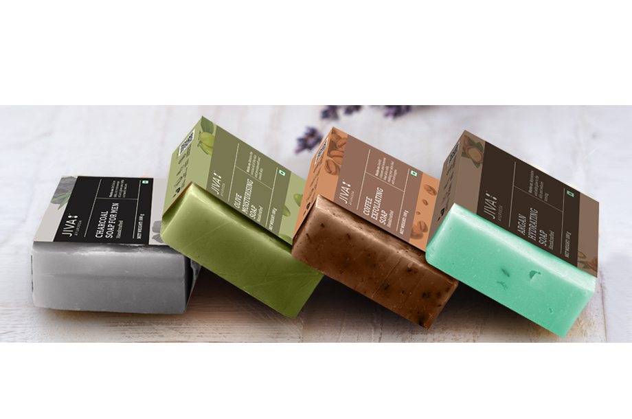 Jiva Handcrafted Soaps - Good For Your Skin & Better For The Environment