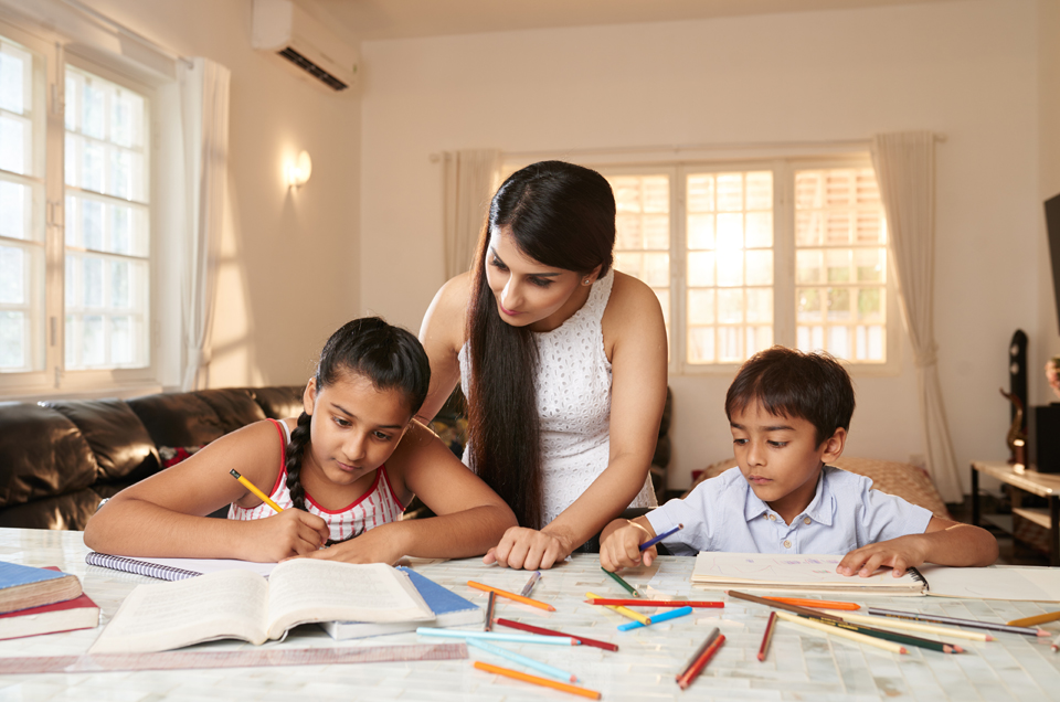 Home Calendar: An Effective Tool to Teach Children Planning & Scheduling