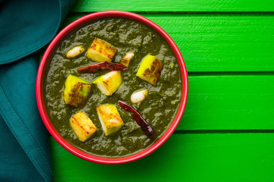 Spinach Sabzi: A Healthy Way to Enjoy the Goodness of Katu Rasa