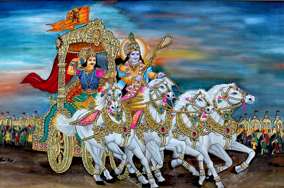 The Bhagavad Gita On The Influence of Gunas