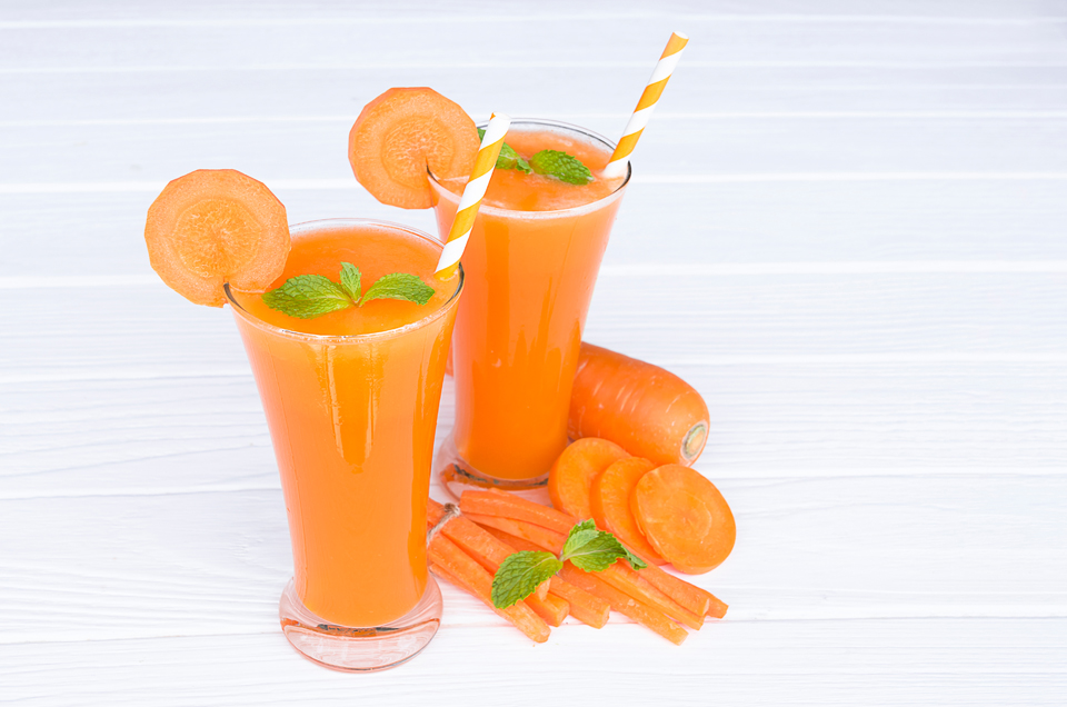 Balance Your Vata with Delicious Carrot Milk