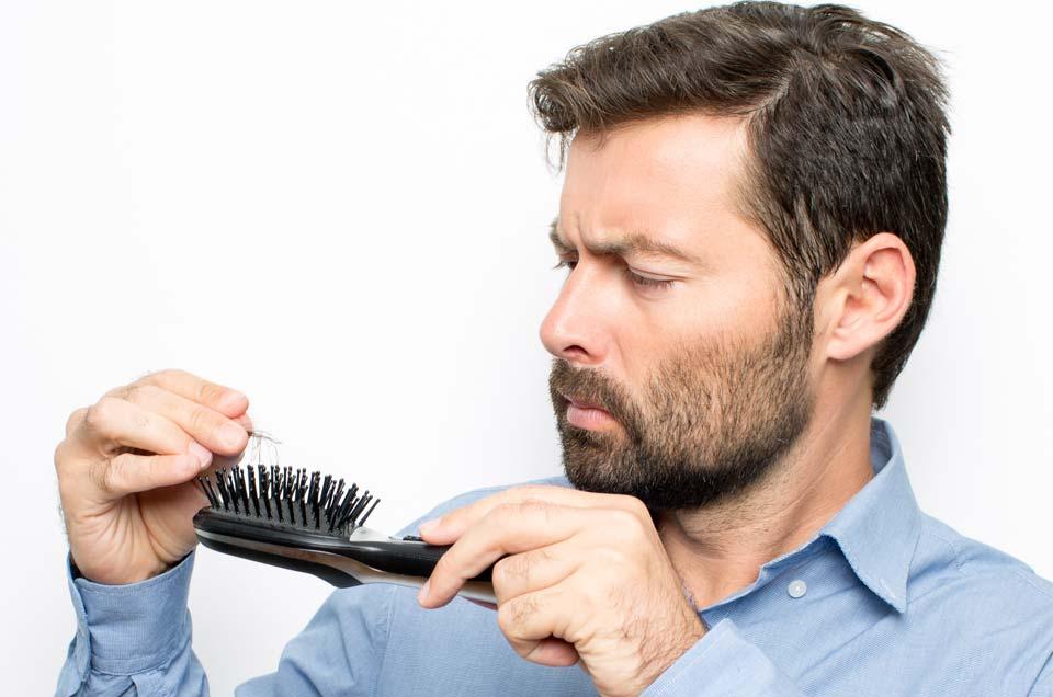 Want To Stop Hair Loss?