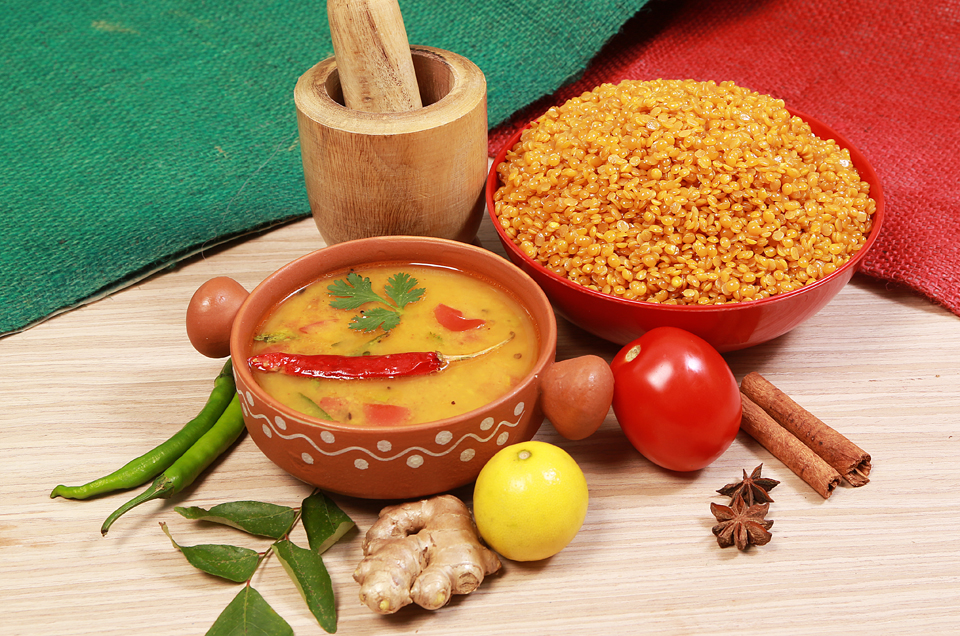 Enjoy the Comfort of Toor Daal and Sweet Potato Soup for Winters