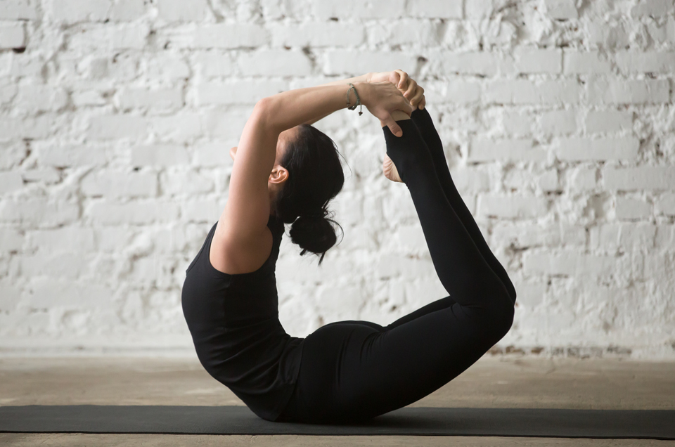 4 Yoga Poses to Give You That Shapely Swan Neck