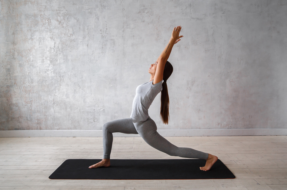 3 Yoga Poses for Long Distance Runners