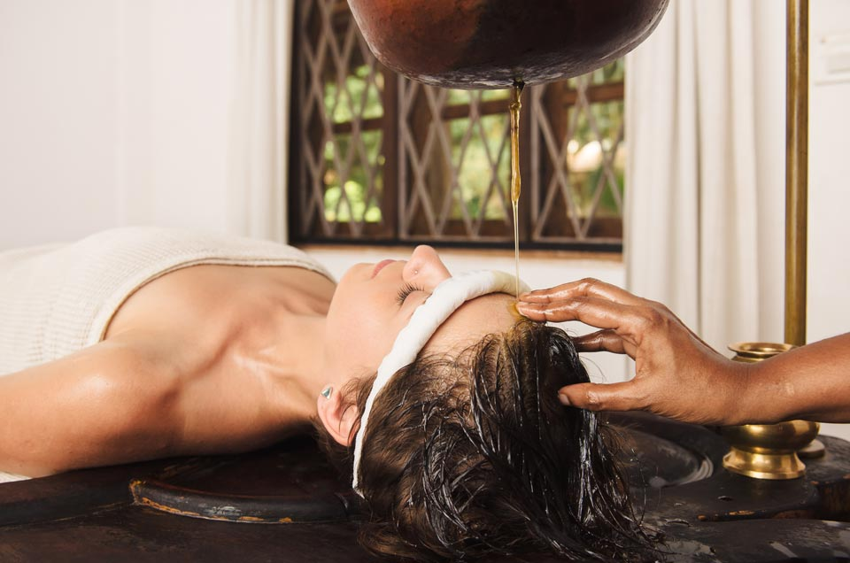 4 Ayurvedic Ways to Nourish the Scalp