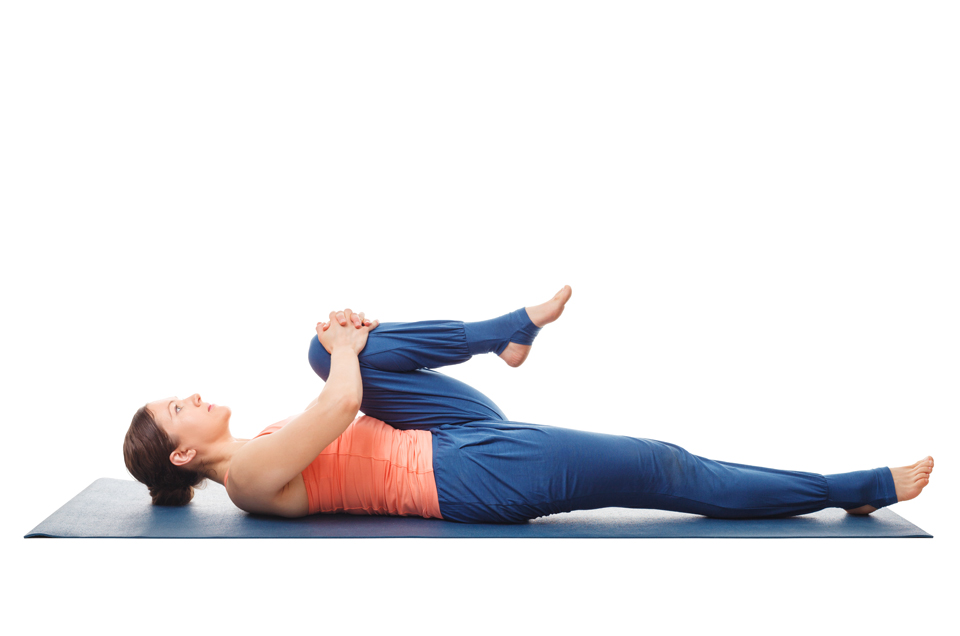 3 Gentle Yoga Poses You Can Do Before Getting Out of Bed