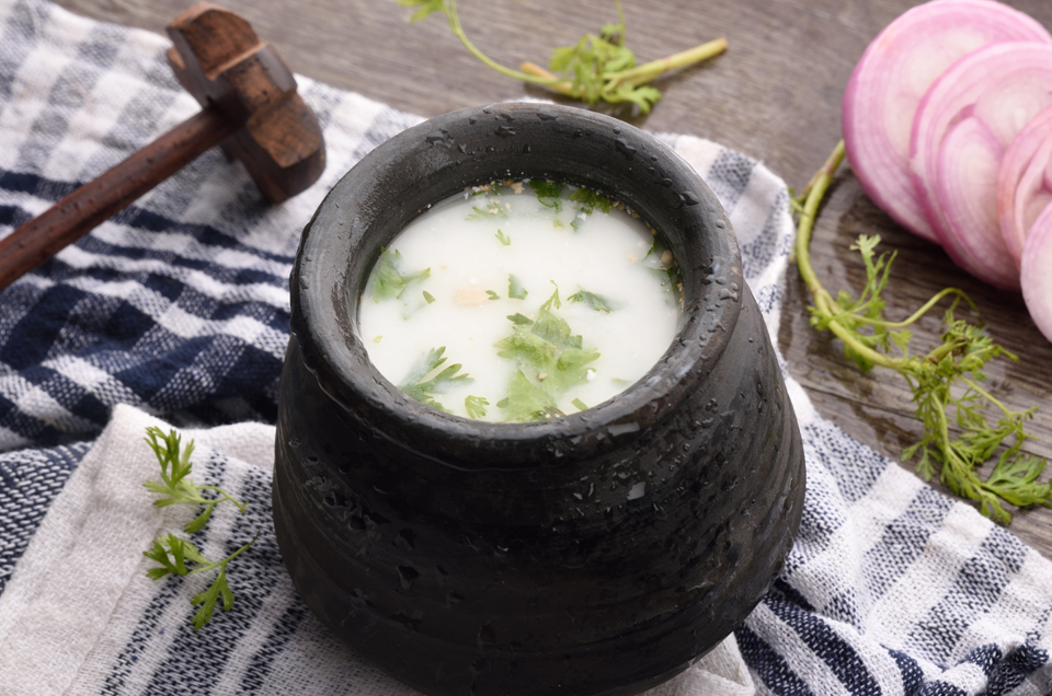 Buttermilk - The Wonder Drink for a Healthy Tummy