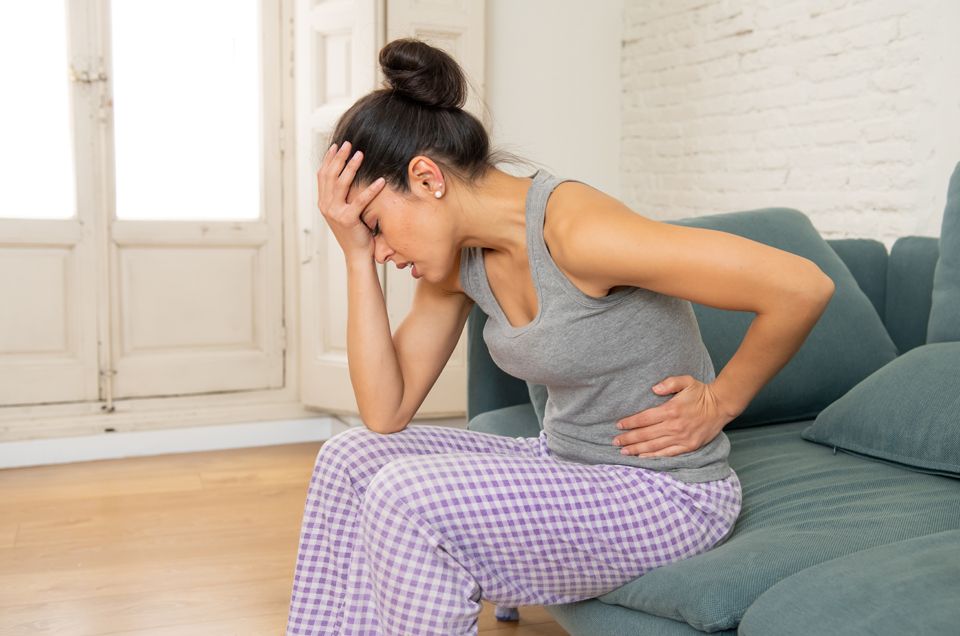 Pre-Menstrual Syndrome Is No More A Pain
