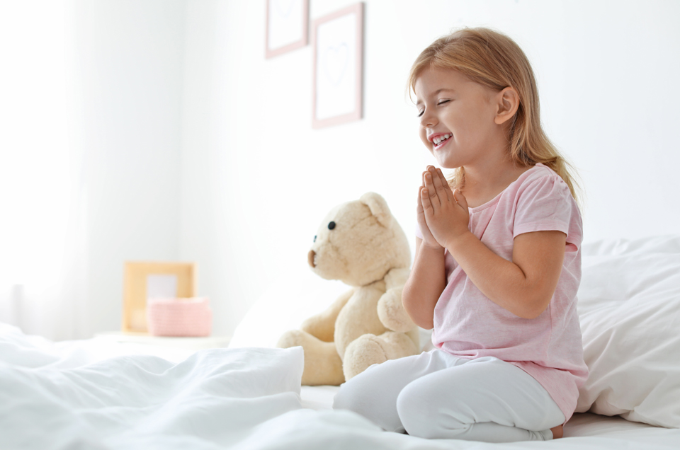 A Bedtime Meditation For Kids So Good You'll Do It Too