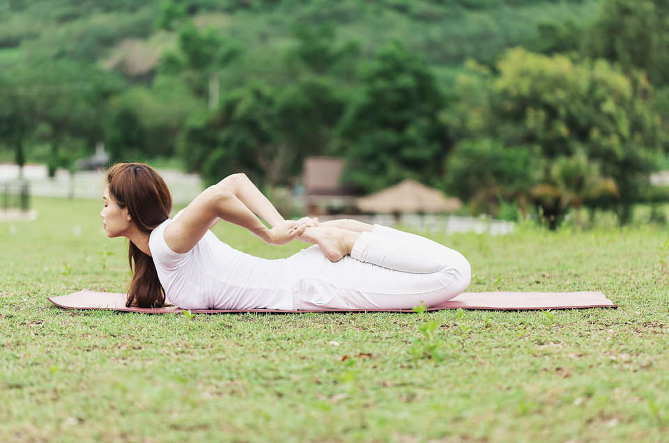 2 Yoga Asanas To Maintain the Health of Your Breasts