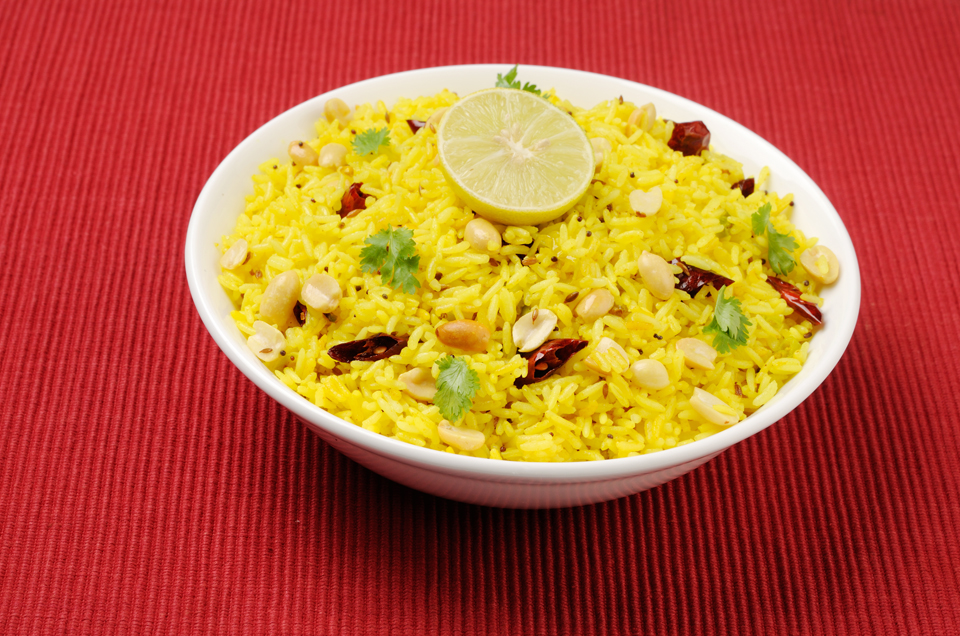 Benefit from ?Amla Rasa? With this Simple Lemon Rice Recipe