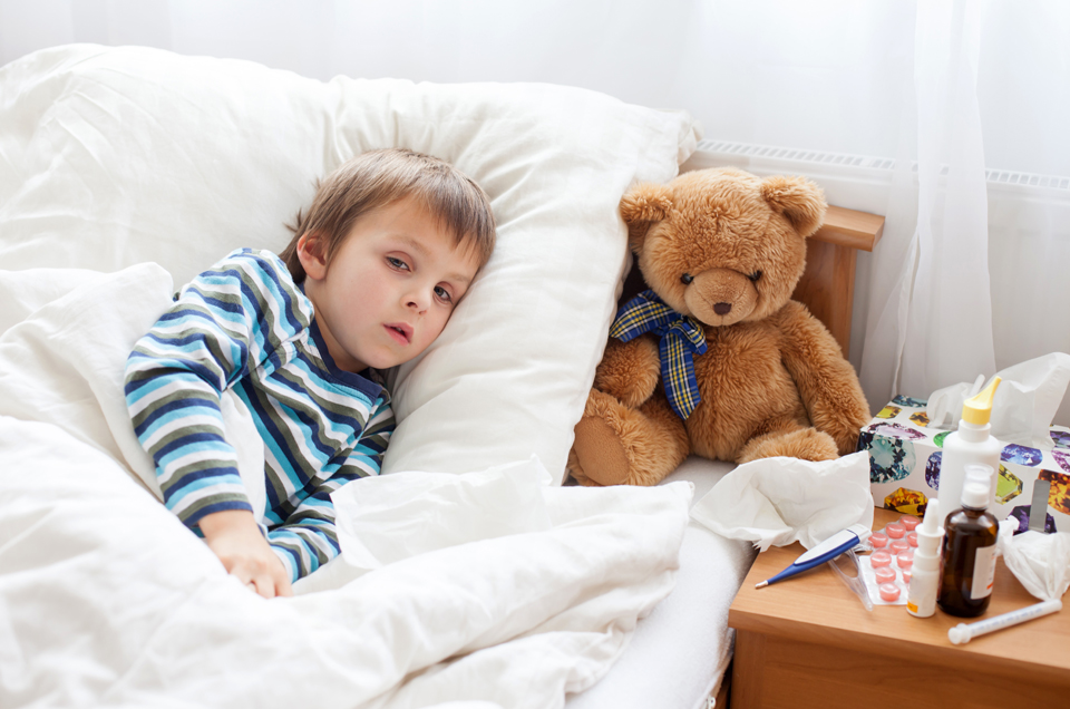 Alleviate Cough and Cold in Kids with these Home Remedies