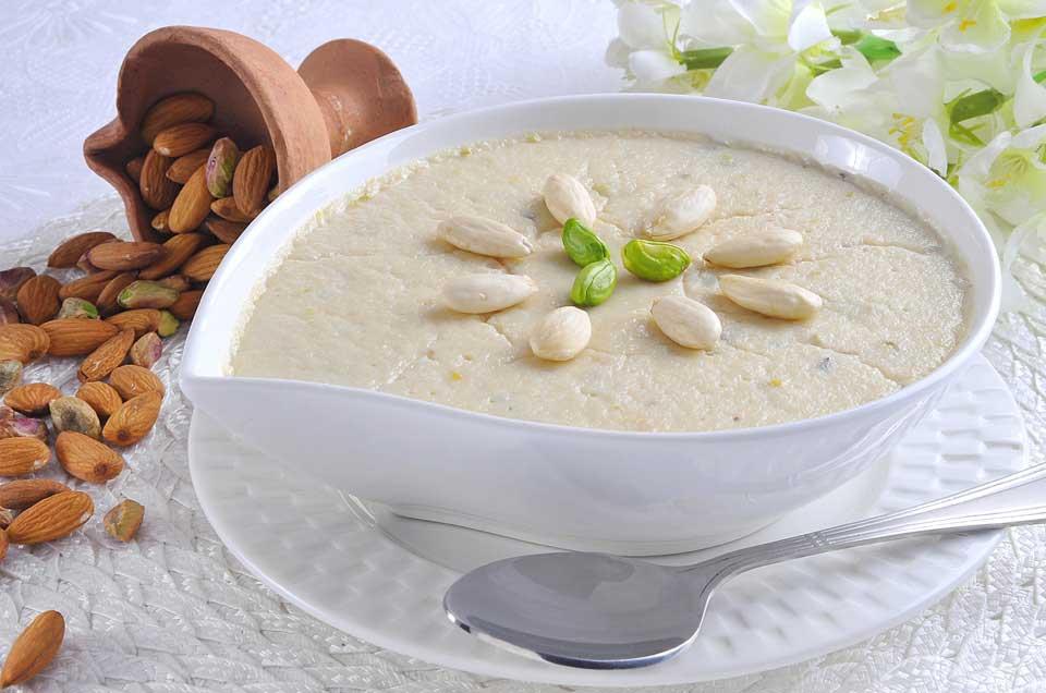 Urad Dal ki Kheer - A Delicious Indian Dessert