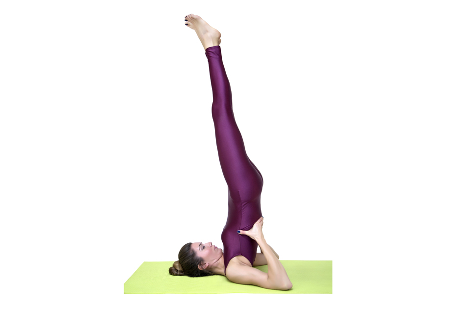 Yoga and Simple Lifestyle Tips to Calm Your Aching Head