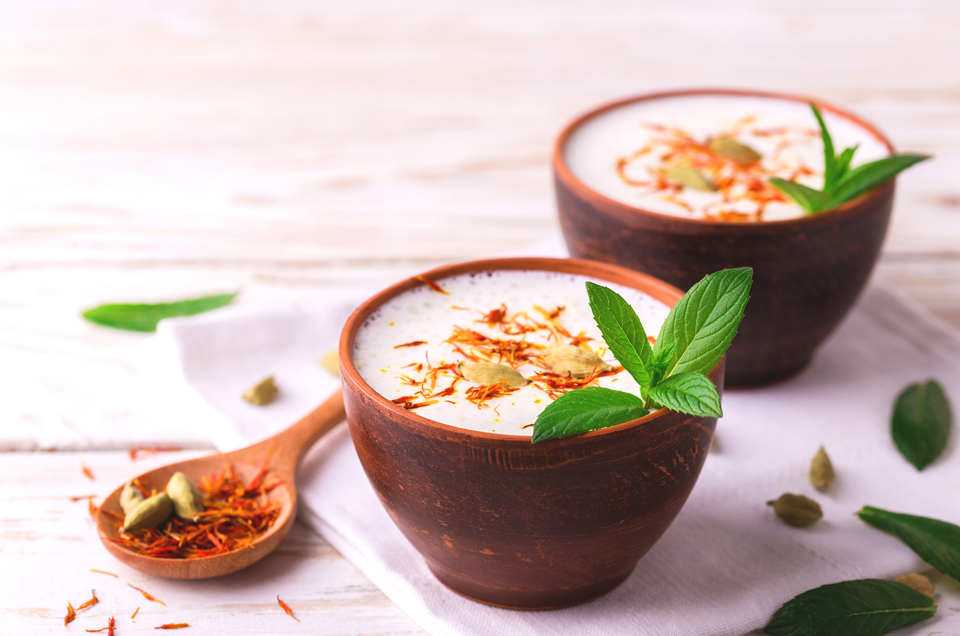 Sweeten And Spice Up Your Lassi with Ayurvedic Goodness