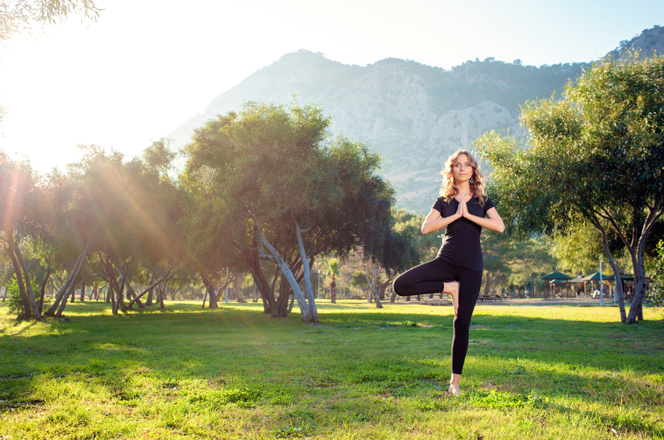 Two Simple Asanas that Restore Kapha Balance