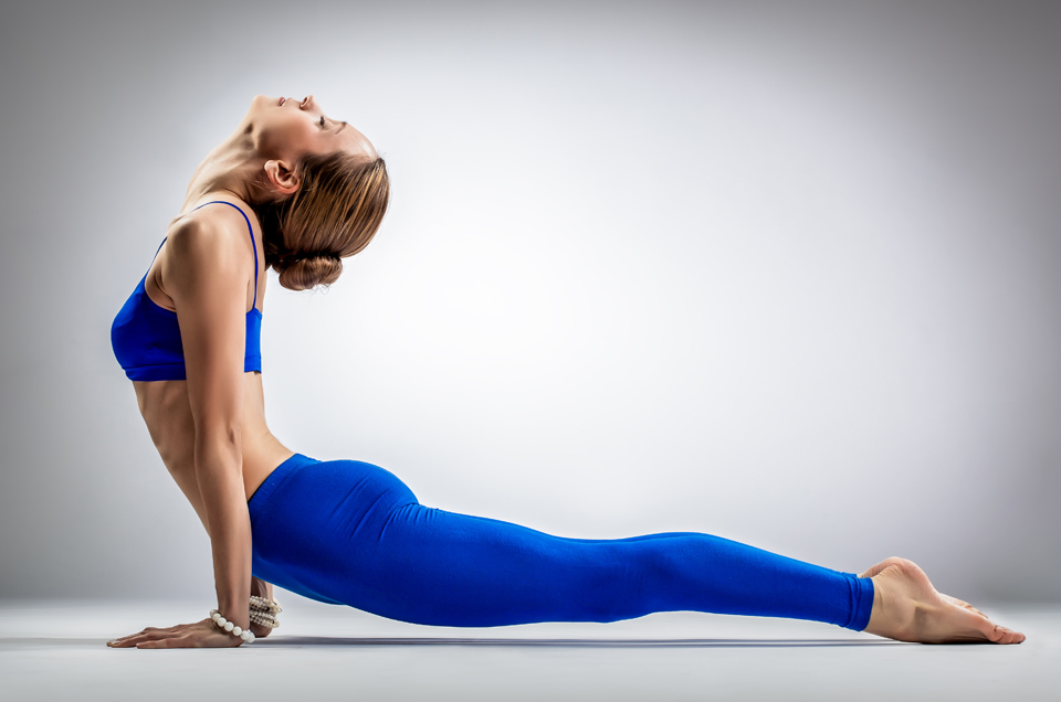 Tummy Troubles? Stroke Your Digestive Fire with Yoga