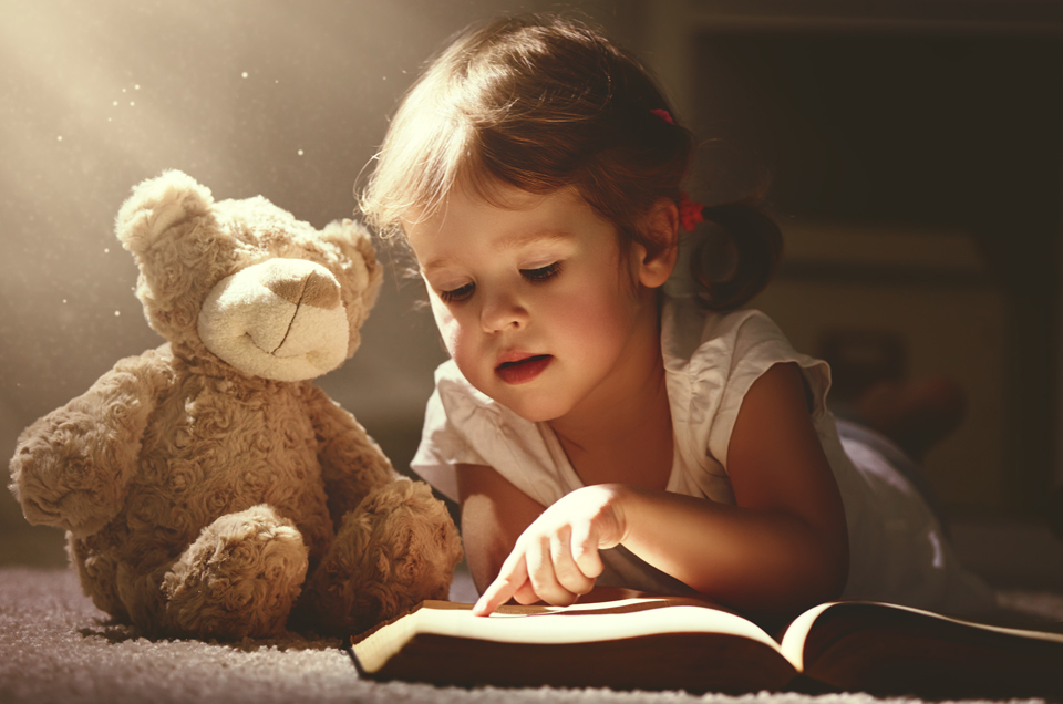 How to Cultivate The Power of Imagination In Your Child