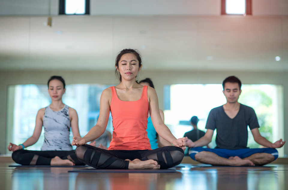 5 Yoga Poses for Holistic Asthma Relief