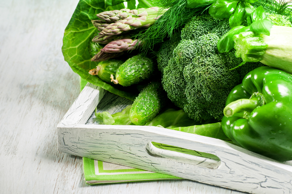 5 Iron-rich Vegetarian Foods to Fight Anaemia