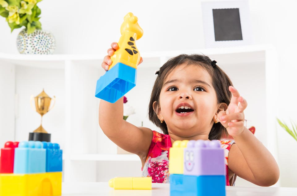 All Work & No Play Can Hamper Your Child?s Social, Emotional And Cognitive Development