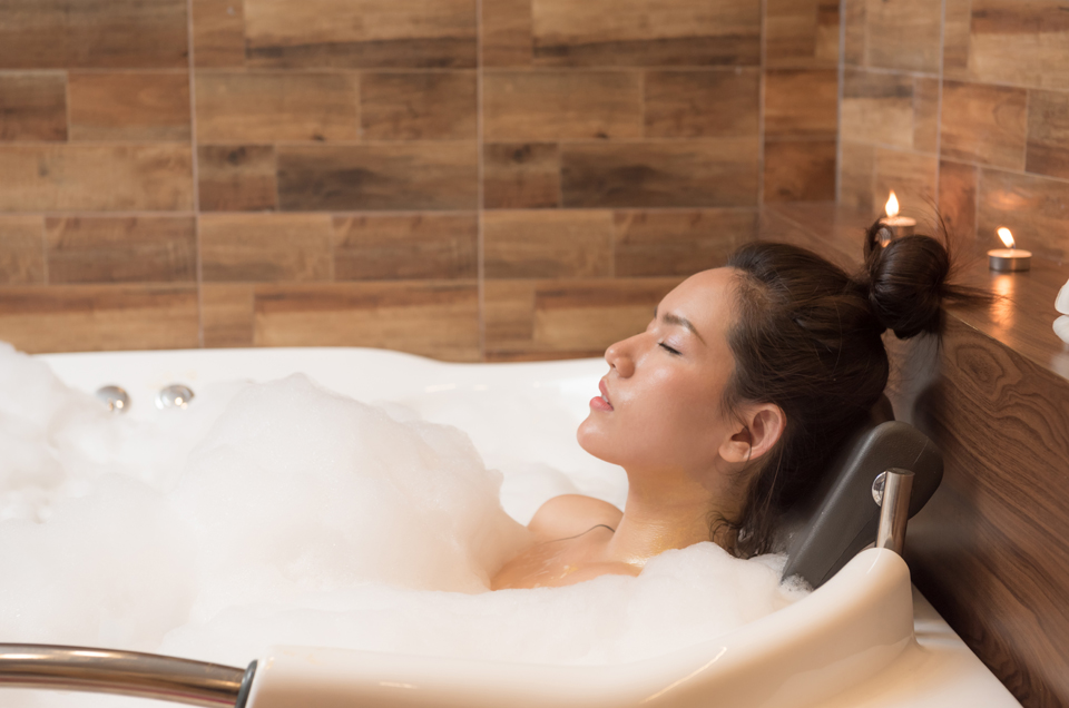 Bathing the Right Way to Improve Your Beauty