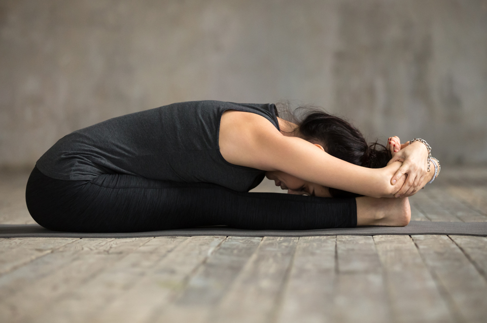 Yoga for Migraine Management - 4 Asanas that Work Wonders to Relieve the Pain