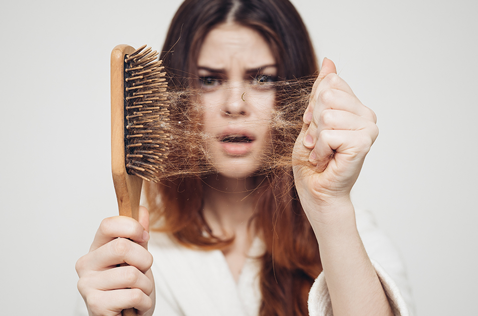 What is Your Reason for Hair Loss?