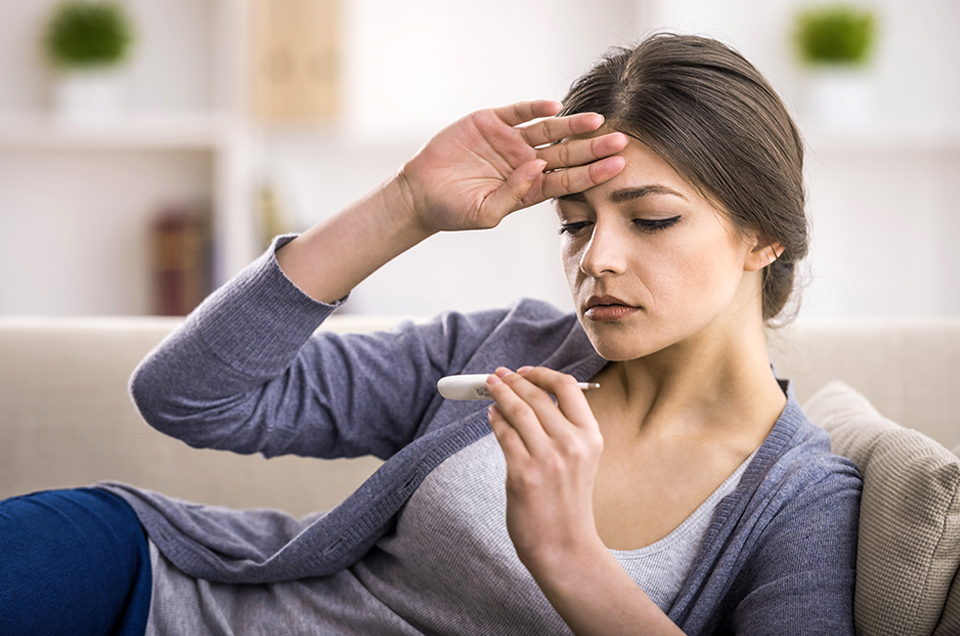 3 Easily Available Ayurvedic Remedies for Fever