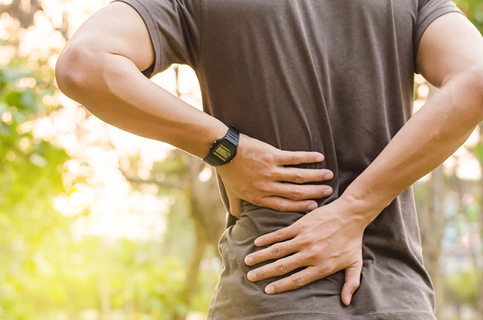 Fight Your Back Pain with These Natural Solutions