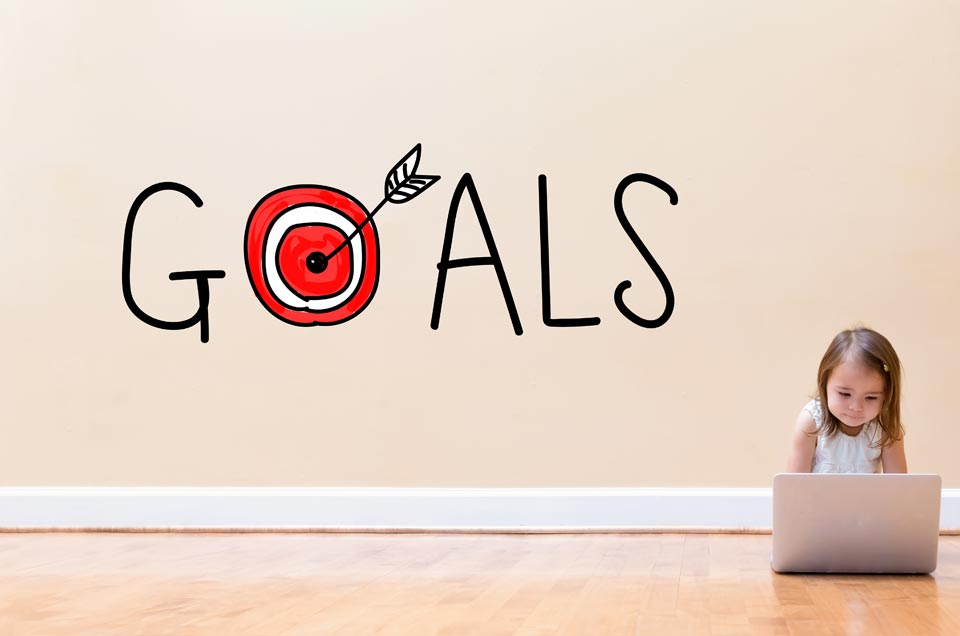 Goal-setting & Its Importance for Children