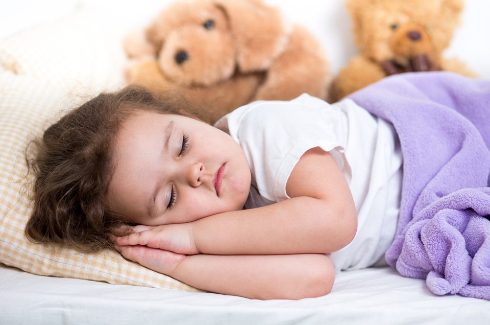 Proper Rest, Adequate Sleep, Promotes Learning Fine & Deep