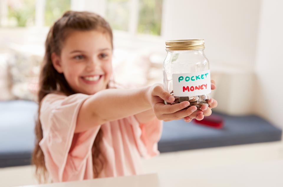 Children & Pocket Money: Do They Really Need It?