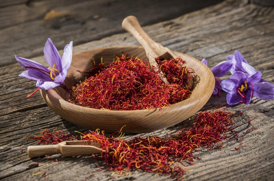 Saffron ? The Miraculous Wonder Herb