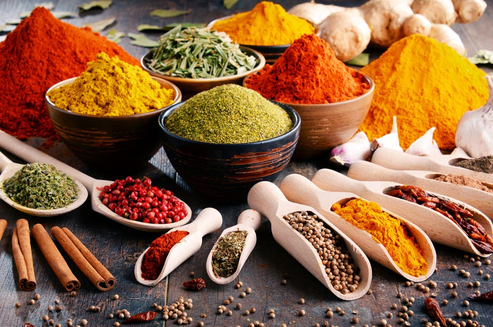 Spices: The ignored warriors in the fight for good health