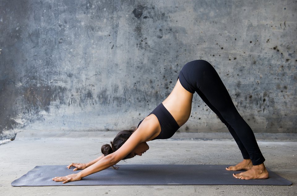 Have You Tried These Yoga Positions for Stress Relief?