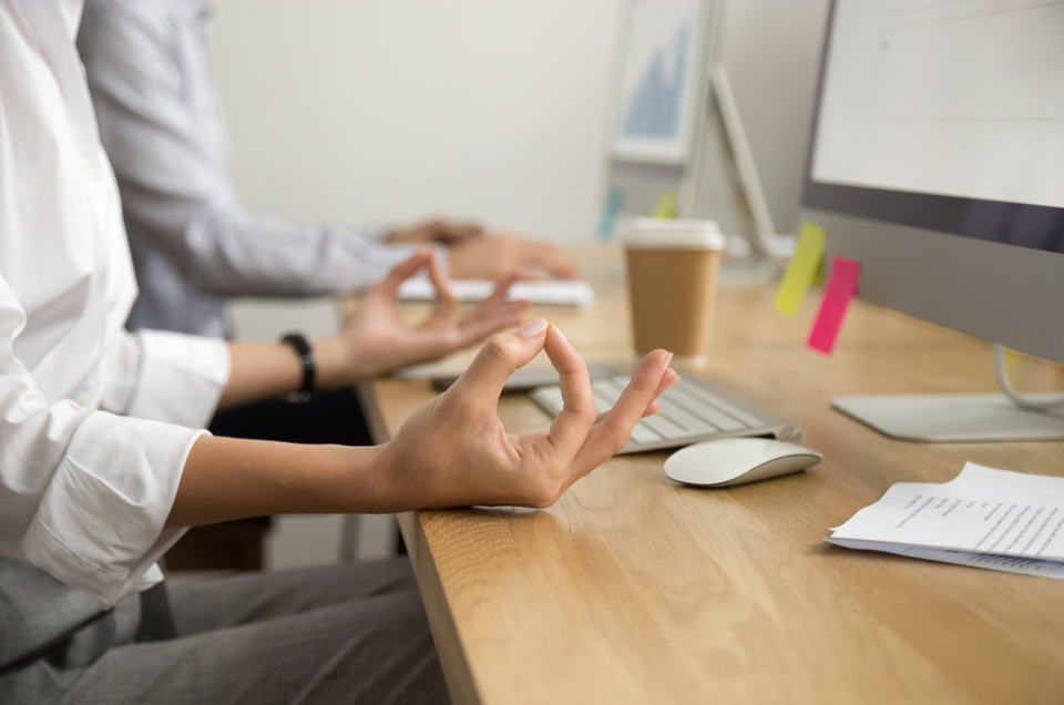 Quick Tips to Survive Stress at the Workplace