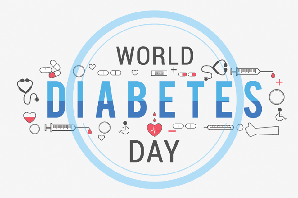 This World Diabetes Day ? Pledge to Fight Diabetes at the Root