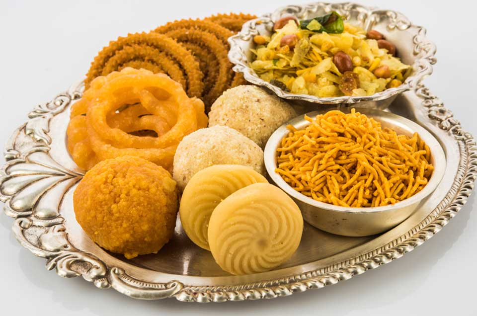 Diwali, you and the food you eat