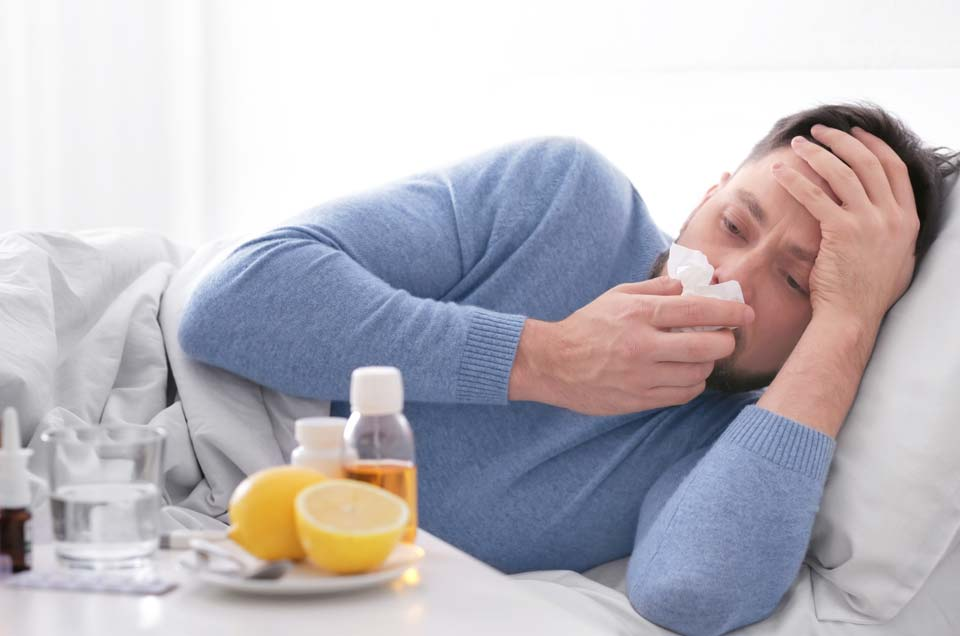 Simple home remedies for common cold