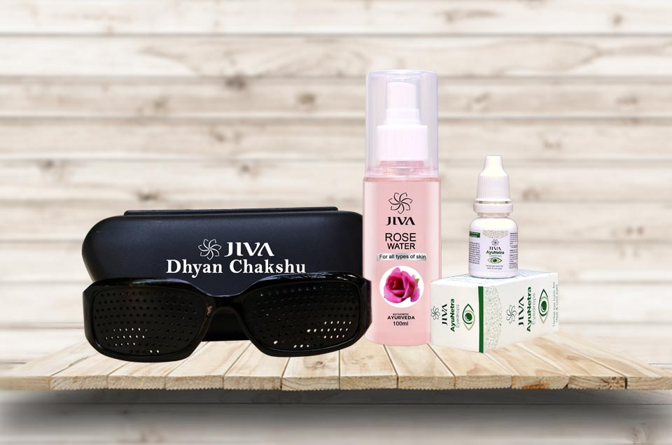 Your eyes are priceless. Protect them with Ayurveda