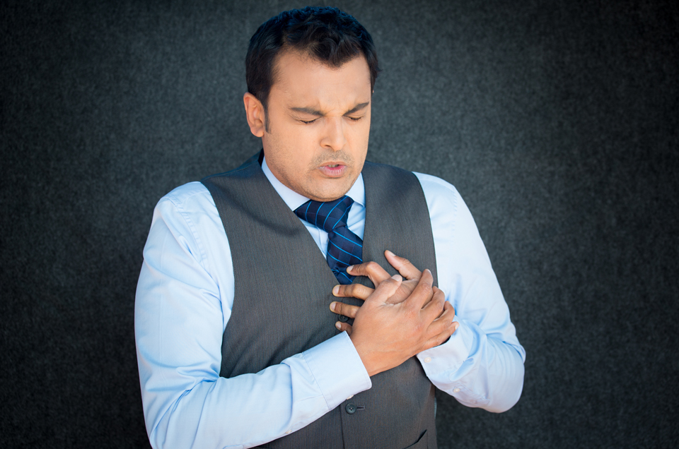 Heartburn - It Really Burns You Out!