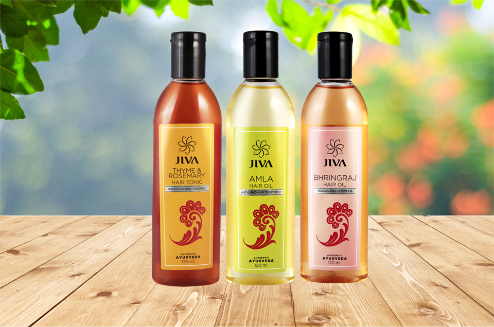 Effective Jiva Ayurveda Oils That Doctors Recommend for Hair Care