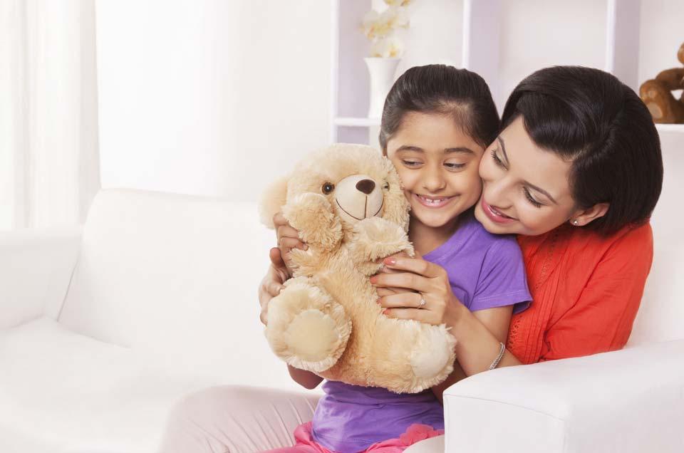 आसान उपायों से बच्चे के अंदर पनपे तनाव को कम करने में मदद करें