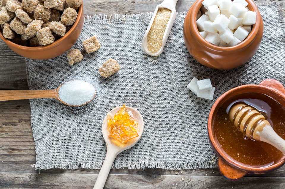 Quit Sugar! Try These Natural Sweeteners